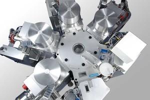 高产量的多腔系统